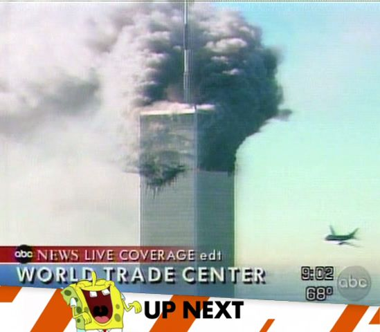SpongeBob 9/11 Tribute